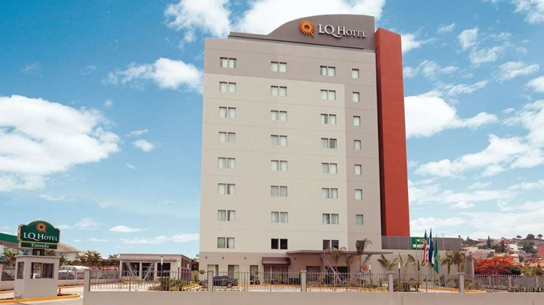 "LQ Hotel Tegucigalpa Exterior. Images powered by <a href=""http://web.iceportal.com""  target=""_blank"">Ice Portal</a>."
