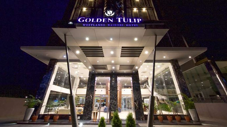 "Golden Tulip Westlands Nairobi Exterior. Images powered by <a href=""http://web.iceportal.com""  target=""_blank"">Ice Portal</a>."