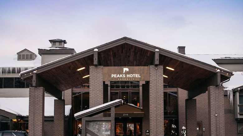 Park City Peaks Hotel Exterior Images Ed By A Href Http