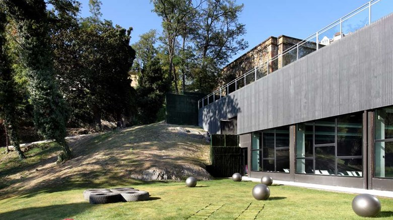 "Occidental Bilbao Exterior. Images powered by <a href=""http://web.iceportal.com""  target=""_blank"">Ice Portal</a>."