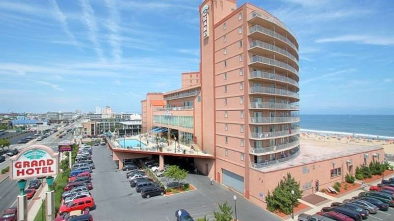 Ocean City Hotels >> Grand Hotel Ocean City Ocean City Md Hotels Gds Reservation Codes