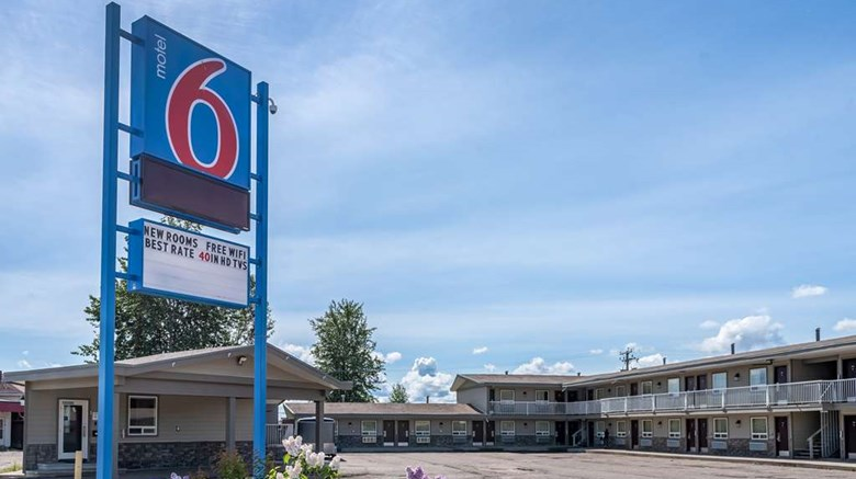 Motel 6 Fort Nelson Bc Exterior Images Ed By A Href