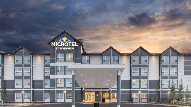 Microtel Inn Suites Fort Mcmurray Exterior Images Ed By A Href