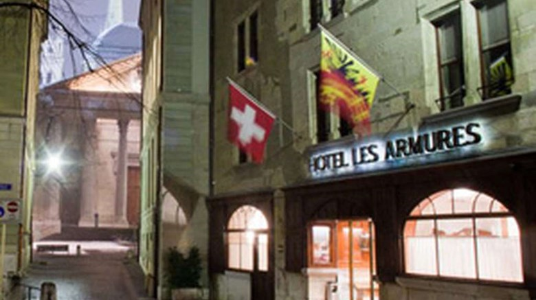 Les Armures Hotel Exterior Images Ed By A Href Http