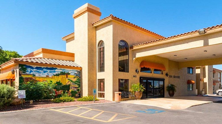 Quality Inn Casa Grande Exterior Images Ed By A Href Http
