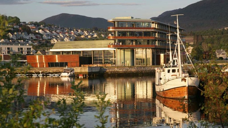 "Quality Hotel Ulstein Exterior. Images powered by <a href=""http://web.iceportal.com""  target=""_blank"">Ice Portal</a>."