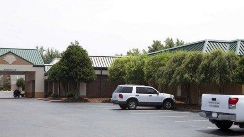 "Quality Inn Morganton Exterior. Images powered by <a href=""http://web.iceportal.com""  target=""_blank"">Ice Portal</a>."