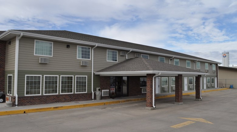 Boarders Inn Suites By Cobblestone Exterior