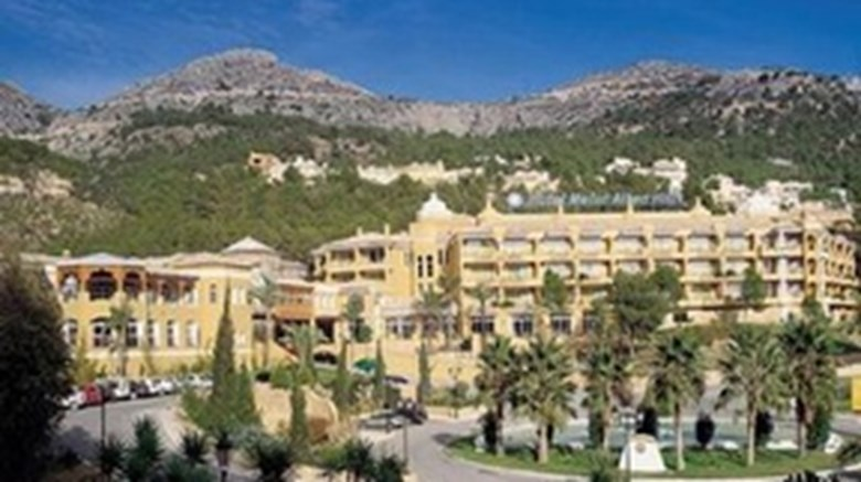 Pierre and Vacances Altea Hills Hotel Exterior