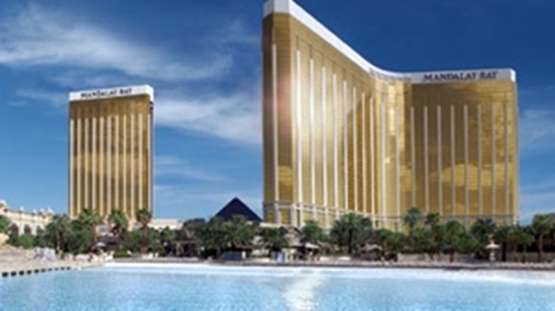 Mandalay Bay Resort & Casino Exterior