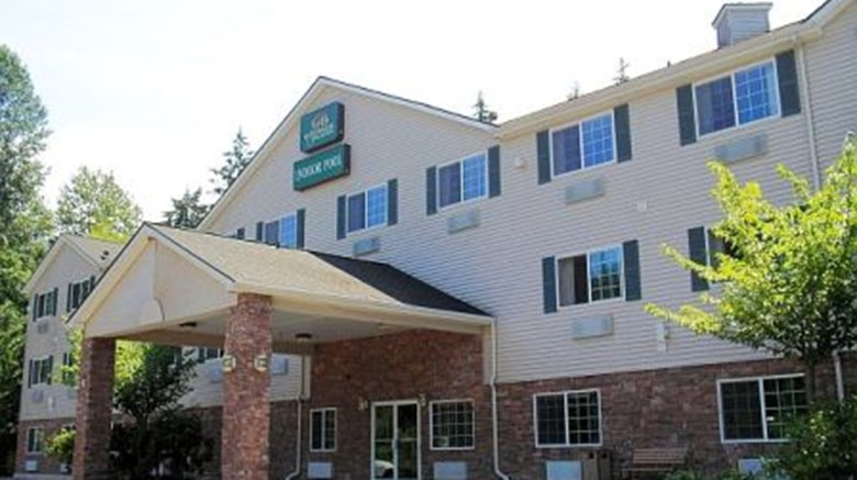 Guesthouse Inn Suites Tumwater Olympia Exterior