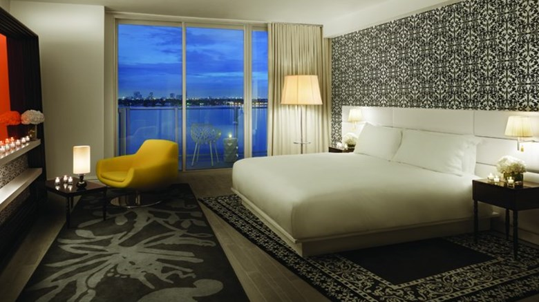 Mondrian South Beach Room