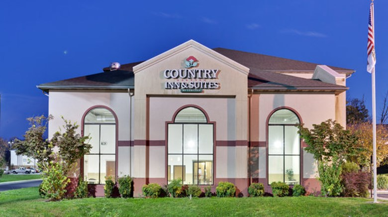 Country Inn Suites Knoxville Airport Exterior