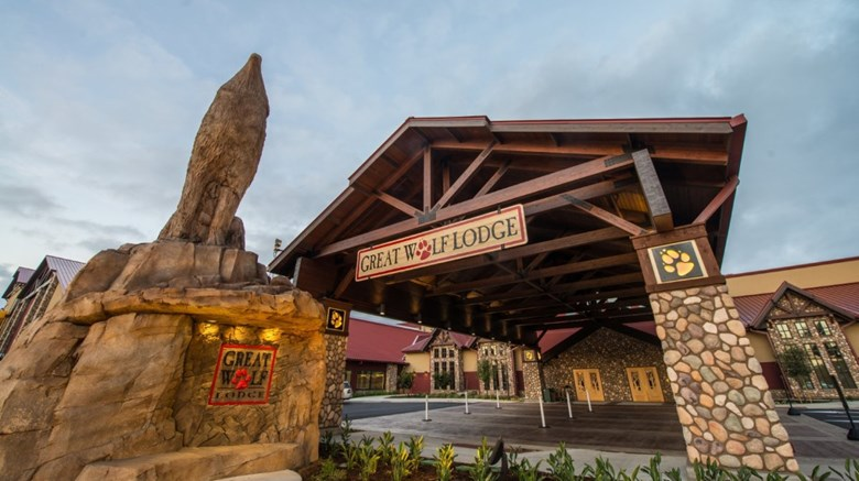Great Wolf Lodge Southern California Exterior