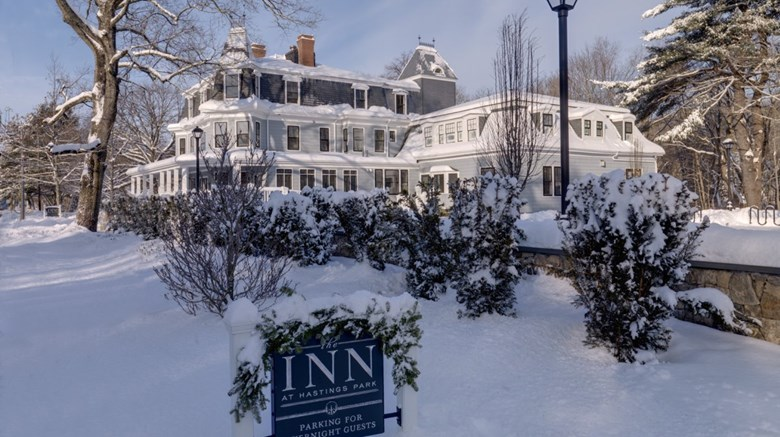 The Inn At Hastings Park Exterior