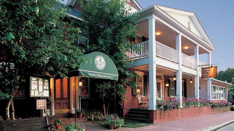 Green Mountain Inn Exterior