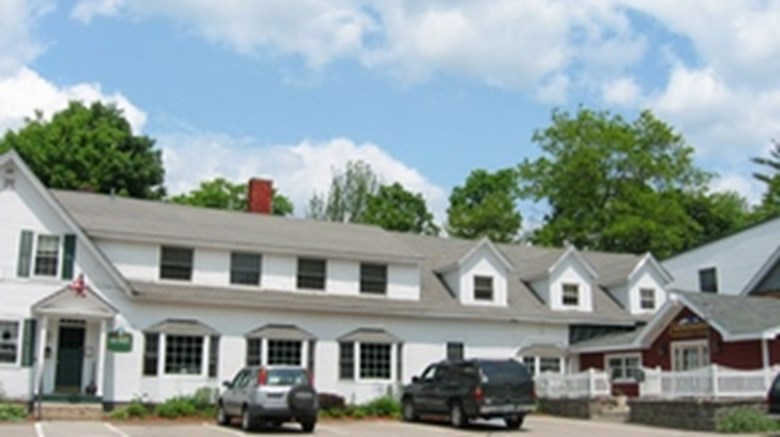The New England Inn & Resort Exterior