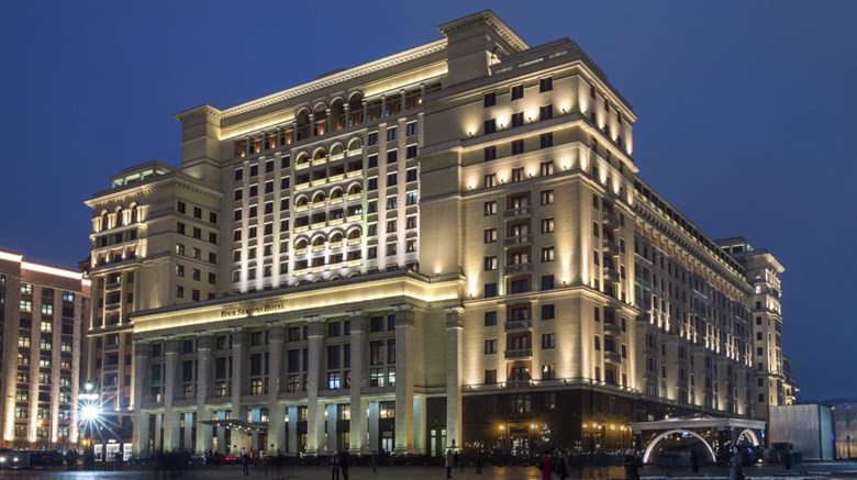 Four Seasons Hotel Moscow Exterior