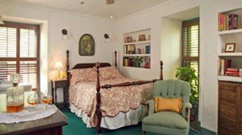 St Francis Inn Room