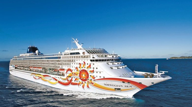 Image result for Norwegian sun