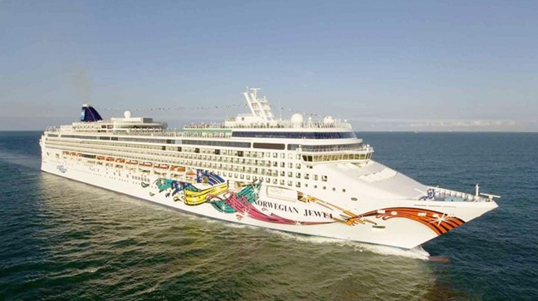 Norwegian Jewel Exterior