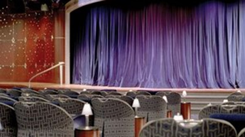 Crystal Symphony Entertainment