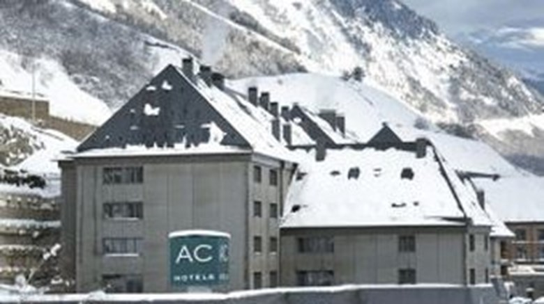 "AC Baqueira Ski Resort, Autograph Exterior. Images powered by <a href=""http://www.leonardo.com""  target=""_blank"">Leonardo</a>."