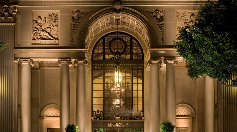 Millennium Biltmore Hotel Exterior Images Ed By A Href Http