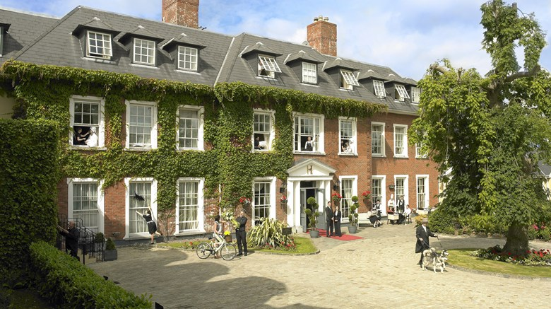 Hayfield Manor Hotel Exterior Images Ed By A Href Http