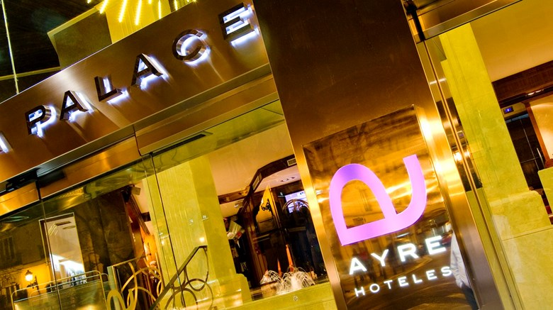 Ayre Astoria Palace First Class Valencia Spain Hotels Gds