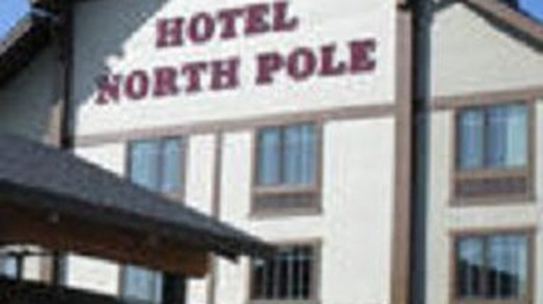 "Hotel North Pole Exterior. Images powered by <a href=""http://www.leonardo.com""  target=""_blank"">Leonardo</a>."