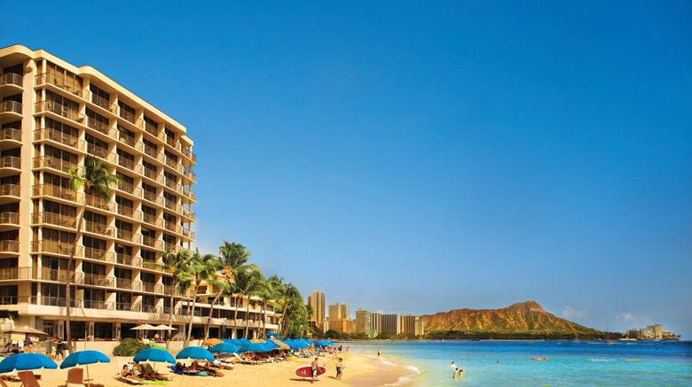 Outrigger Reef Waikiki Beach Resort Exterior Images Ed By A Href Http