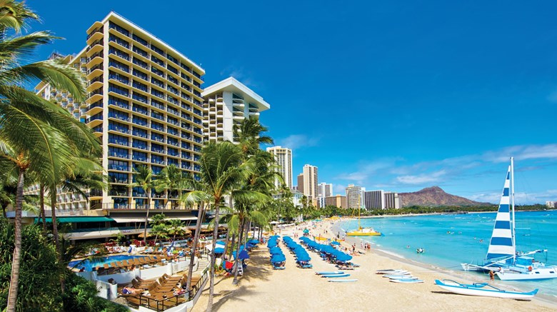 Outrigger Waikiki Beach Resort Exterior Images Ed By A Href Http
