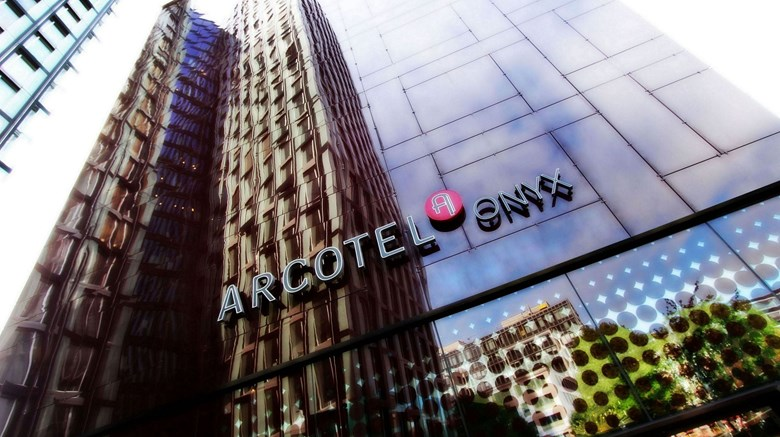 "ARCOTEL Onyx Hamburg Exterior. Images powered by <a href=""http://www.leonardo.com""  target=""_blank"">VFM Leonardo</a>."