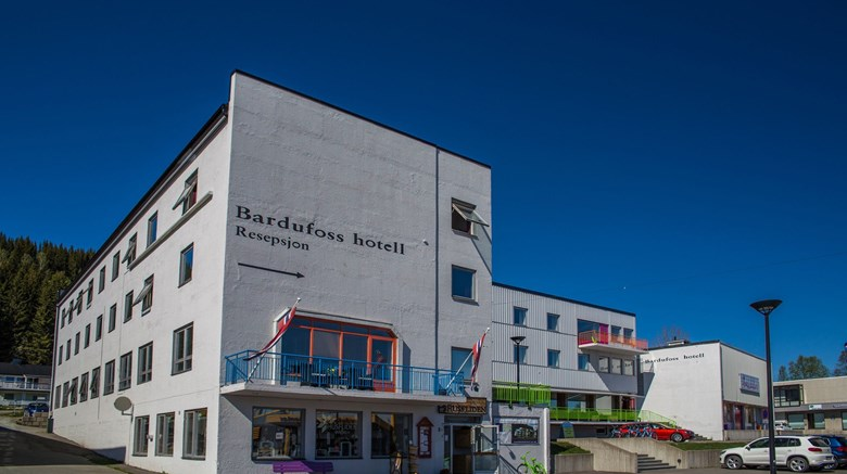 "Bardufoss Hotel Exterior. Images powered by <a href=""http://www.leonardo.com""  target=""_blank"">Leonardo</a>."