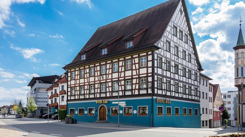 "Ringhotel Rad Exterior. Images powered by <a href=""http://www.leonardo.com""  target=""_blank"">Leonardo</a>."