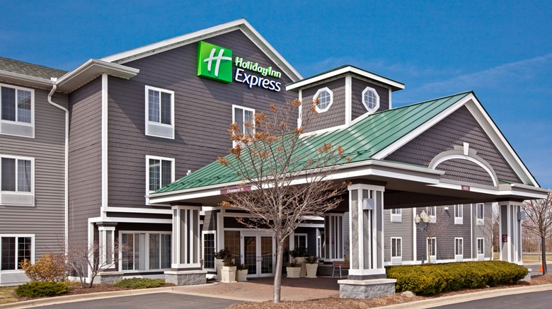 Holiday Inn Express Grand Rapids Sw Exterior Images Ed By A Href