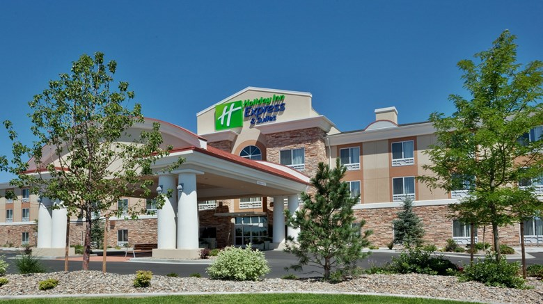 Holiday Inn Express Hotel Suites South Exterior Images Ed By A Href