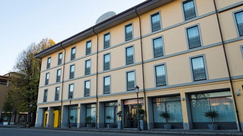 "Hotel Cavour Exterior. Images powered by <a href=""http://www.leonardo.com""  target=""_blank"">Leonardo</a>."