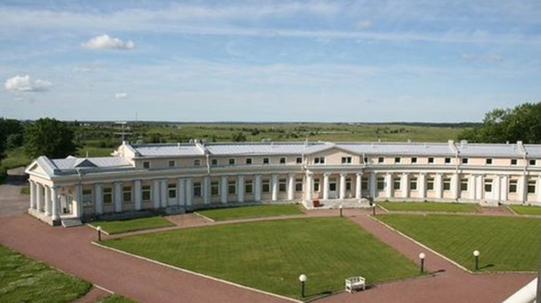 "Belveder Peterhof Exterior. Images powered by <a href=""http://www.leonardo.com""  target=""_blank"">Leonardo</a>."