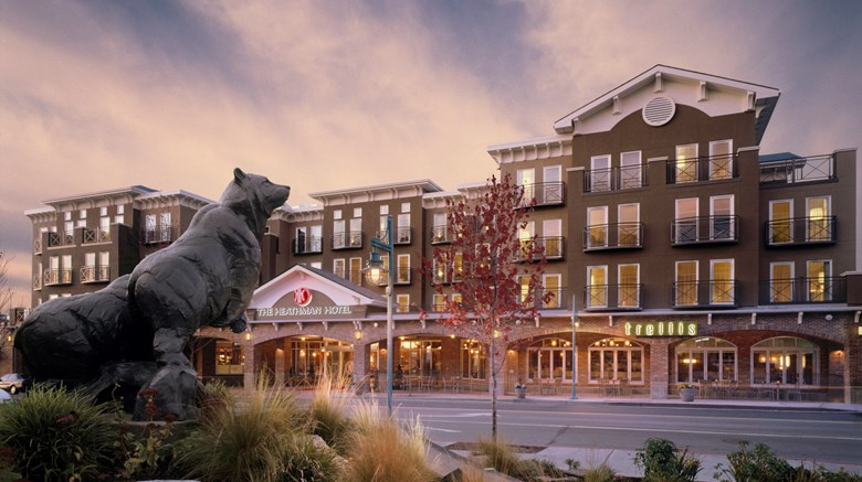 The Heathman Hotel Exterior Images Ed By A Href Http