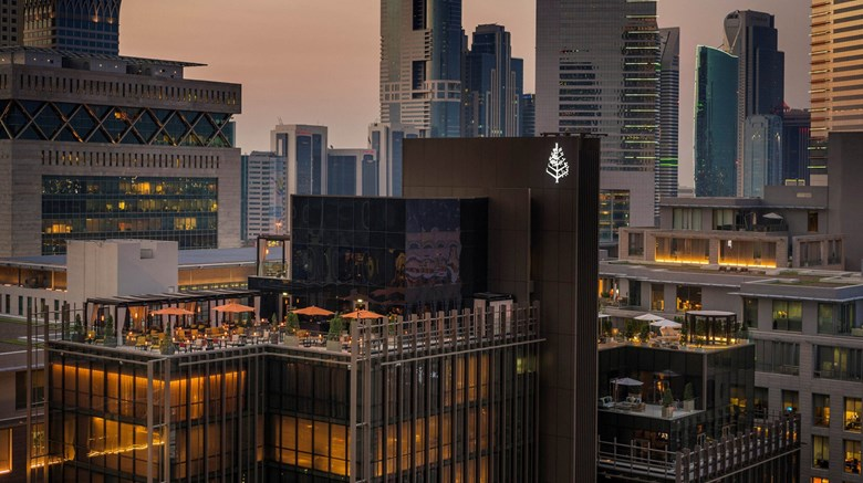 Four Seasons Hotel DIFC- Deluxe Dubai, United Arab Emirates Hotels