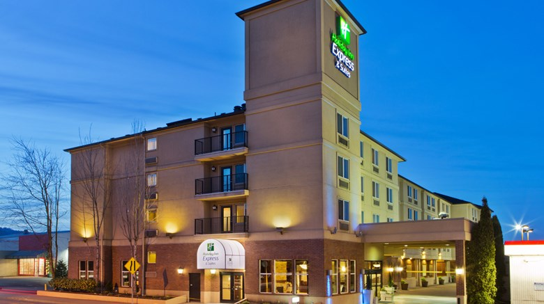 Holiday Inn Express Nw Downtown Exterior Images Ed By A Href Http
