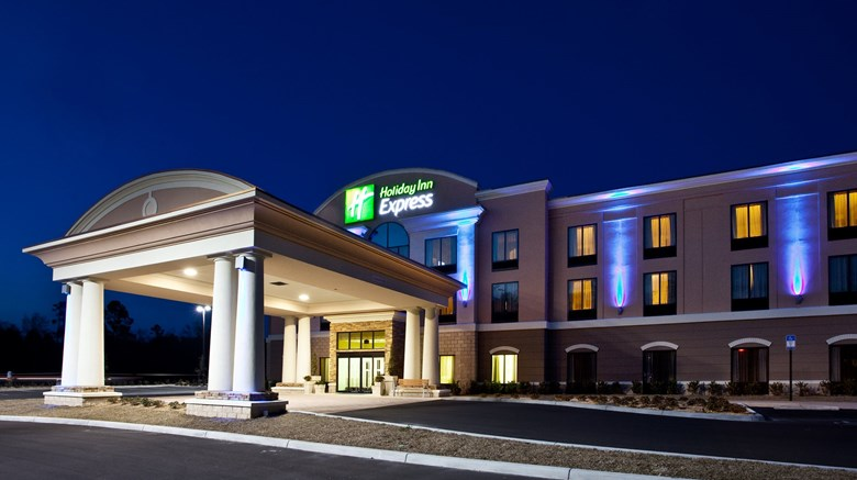 Holiday Inn Express Suites Perry Exterior Images Ed By A Href