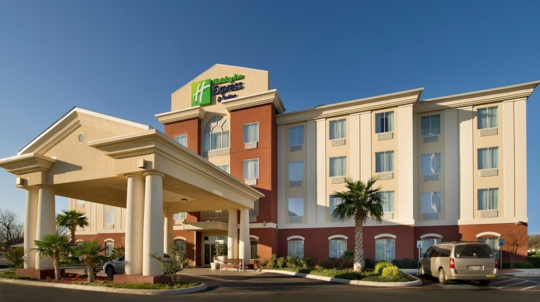 Holiday Inn Express Hotel Suites Uvald Exterior Images Ed By A Href