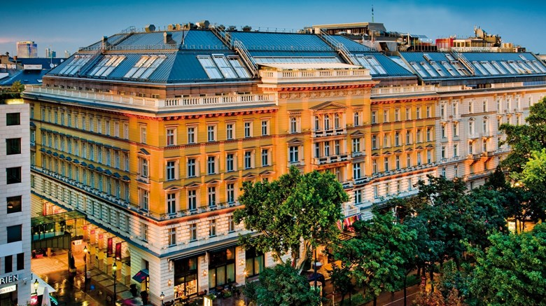 Grand Hotel Wien Exterior Images Ed By A Href Http
