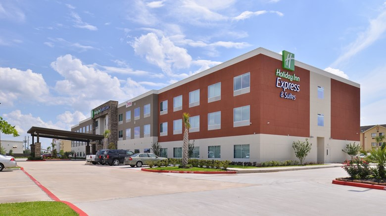 Holiday Inn Express Suites Houston E Exterior Images Ed By A Href