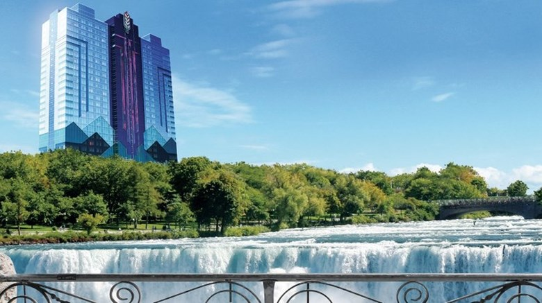 Seneca Niagara Resort Casino First Class Niagara Falls Ny Hotels
