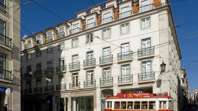 "Chiado Apartments Lisboa Exterior. Images powered by <a href=""http://www.leonardo.com""  target=""_blank"">Leonardo</a>."