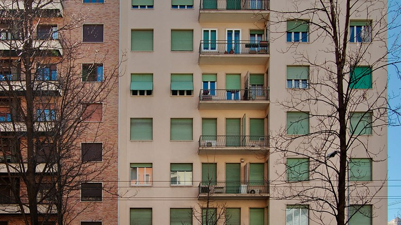 Milan Apartment Rental Exterior